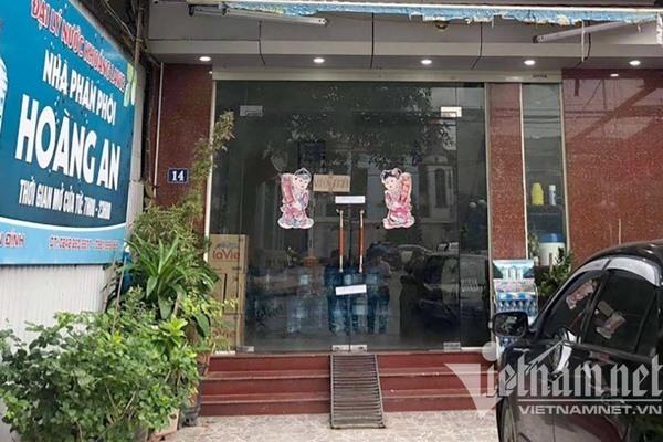 Khởi tố người bố vụ cháu bé 6 tuổi tử vong ở Hà Nội