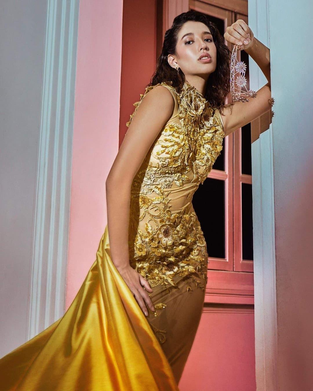 Vẻ đẹp nóng bỏng của Á hậu Singapore tại giải nữ châu Á