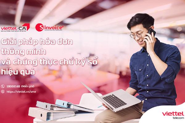 Viettel gia tăng nhiều dịch vụ số cho khách hàng doanh nghiệp