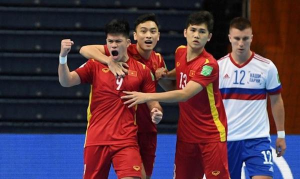 Vietnam futsal