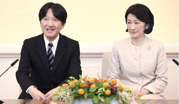 Công chúa Nhật Bản sắp lấy chồng thường dân