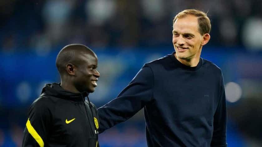 HLV Tuchel xác nhận, Kante dính Covid-19 lỡ Chelsea đấu Juventus