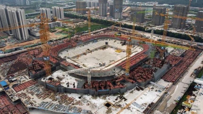 Trung Quốc yêu cầu DN nhà nước mua lại tài sản của Evergrande