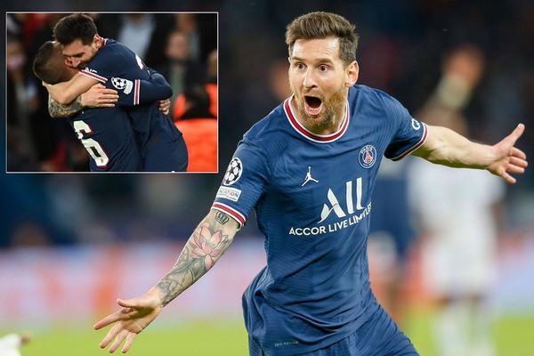 PSG thắng đẹp Man City: Ngày Verratti chiếu sáng Messi