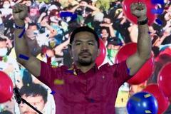 Ngôi sao quyền Anh Philippines 'treo găng' để tranh cử tổng thống