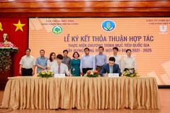 Unilever Việt Nam nỗ lực thực hiện Mục tiêu Toàn cầu của Liên Hiệp Quốc