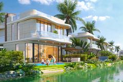 Dự án Venezia Beach tung dòng biệt thự đơn lập đẳng cấp trên cung đường resort