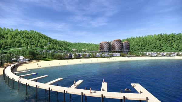 Bãi Lữ - thị trường bất động sản nghỉ dưỡng sôi động mới