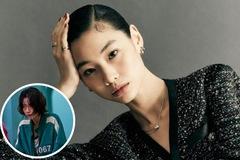 Vẻ đẹp lạnh lùng của nữ chính 'Trò chơi con mực' Jung Ho Yeon