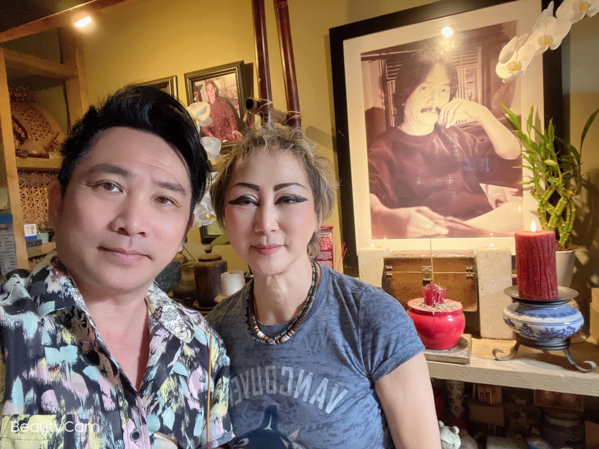 Danh ca Lê Uyên Phương giờ ra sao sau 22 năm cô độc vắng chồng?