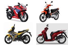 Thị trường ảm đạm, nhiều xe máy mới vẫn ra mắt trong tháng 9