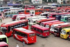 Công bố hướng dẫn vận tải hành khách 5 lĩnh vực trên toàn quốc từ 1/10