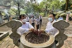 Tưởng niệm 579 năm ngày mất danh nhân văn hóa thế giới, anh hùng dân tộc Nguyễn Trãi