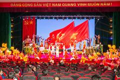 Kỷ niệm 30 năm tái lập tỉnh, Lào Cai nhận Huân chương Lao động hạng Nhất