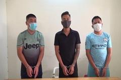"""Ba thanh niên từ Thanh Hóa vào Quảng Nam cho vay lãi """"cắt cổ"""""""