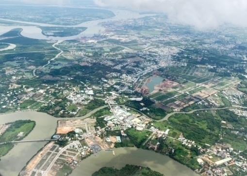 Đất nền ven Sài Gòn, dấu hiệu một đợt sốt nhẹ
