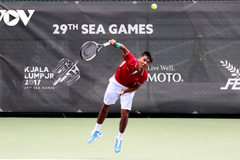 Local tennis player to compete at M15 Sharm El Sheikh Tournament 2021