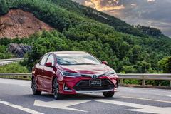 Toyota Việt Nam tung gói ưu đãi hấp dẫn trong tháng 10