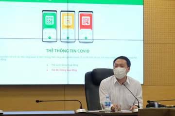 Giới thiệu ứng dụng phòng chống dịch PC-Covid