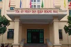 Một thẩm phán tử vong tại phòng làm việc ở Hà Nội