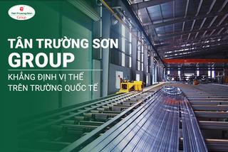 Tân Trường Sơn Group bứt phá với sản phẩm cửa thông minh