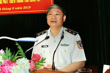 Khai trừ Đảng 2 Tư lệnh, cách chức trong Đảng 7 tướng lĩnh Cảnh sát Biển