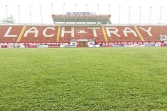 Tổng cục TDTT ủng hộ tuyển Việt Nam đá ở Lạch Tray