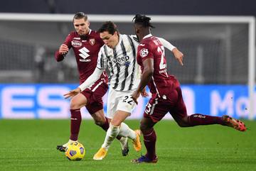 Torino vs Juventus: Và con tim đã vui trở lại