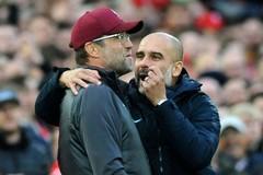 Liverpool chiến Man City: Klopp và Pep Guardiola gây sốt