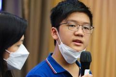Thần đồng 13 tuổi trở thành sinh viên đại học