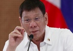 El presidente Duterte anuncia su salida de la política