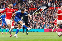 MU hòa thất vọng trước Everton