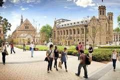 Bao giờ du học sinh được trở lại Úc?