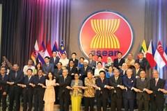 Dấu ấn trên con đường xây dựng Cộng đồng ASEAN