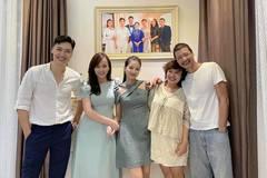 Mạnh Trường, Phương Oanh chia tay phim 'Hương vị tình thân'