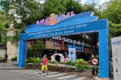 HCMC Book Street to reopen after lifting of Covid restrictions