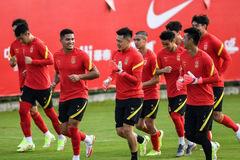 Trung Quốc bất ngờ nhường sân tập cho tuyển Việt Nam