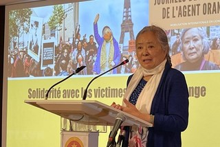 Ambassador hails Collectif Vietnam Dioxine's support for AO/dioxin victims
