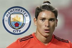 Cavani mở cửa rời MU, Man City tậu sao Benfica