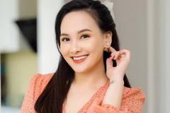 Diễn viên Bảo Thanh rạng rỡ sau sinh
