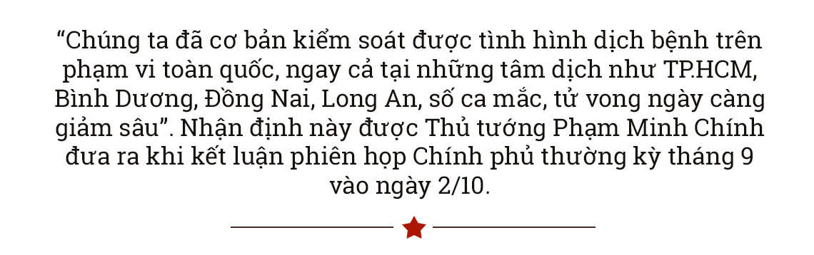 Phạm Minh Chính,phục hồi kinh tế,giãn cách xã hội,Chỉ thị 16