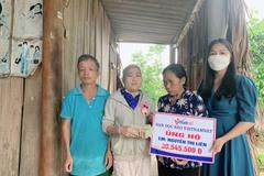 Trao gần 100 triệu đồng tới hoàn cảnh khó khăn ở Hà Tĩnh