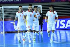 Cầu thủ Việt Nam lọt top 7 bàn thắng đỉnh nhất World Cup Futsal