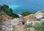 Người đàn ông rơi xuống ghềnh đá bị sóng biển cuốn mất tích ở Đà Nẵng