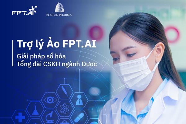 Ứng dụng AI trong ngành dược