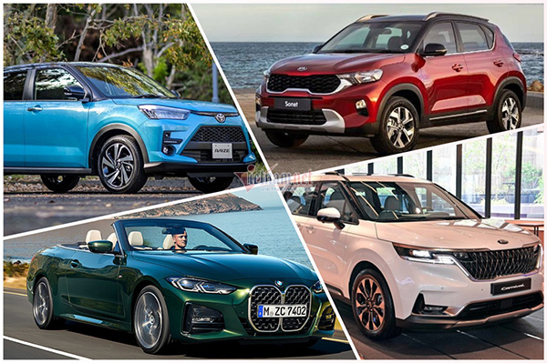 5 mẫu xe chào khách Việt tháng 10, rẻ nhất giá hơn 400 triệu