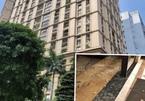Dân nơm nớp lo hứng 'mưa đá' ở chung cư cao cấp giữa Thủ đô