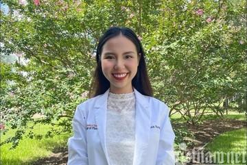 Nữ sinh tốt nghiệp đại học sớm, chinh phục 4 trường Dược tại Mỹ