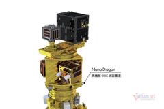 Vệ tinh NanoDragon của Việt Nam lên lịch phóng mới sau vụ hoãn trước giờ G