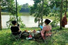 Người Hà Nội hân hoan với chuyến dã ngoại đầu tiên sau giãn cách